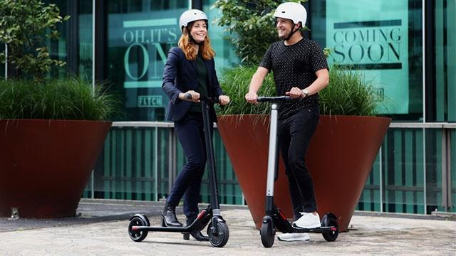 Segway, Gelişmiş Özelliklere Sahip E-Scooter'larını Piyasaya Sunmaya Hazırlanıyor