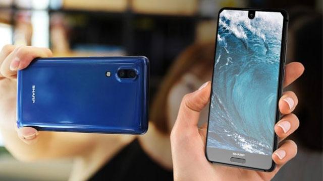 Sharp'tan iPhone 8'e Benzeyen Akıllı Telefon: Aquos S2