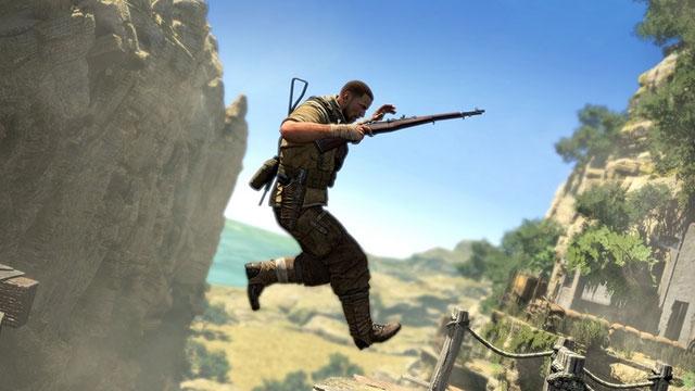Sniper Elite 4 Resmi Olarak Duyuruldu