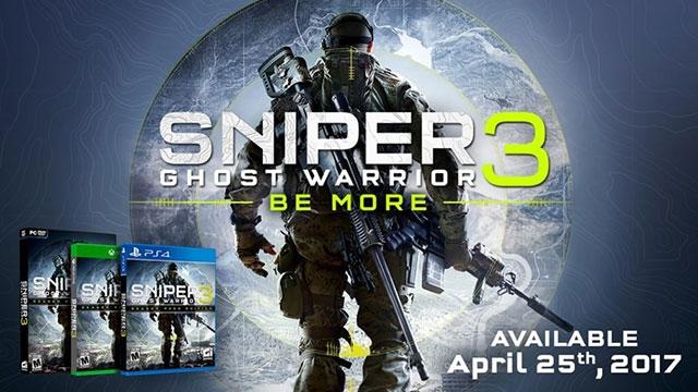 Sniper: Ghost Warrior 3 Bir Kez Daha Ertelendi