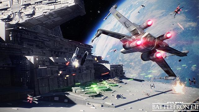 Star Wars Battlefront 2'nin Tanıtım Videosu ve Tüm Detayları Paylaşıldı