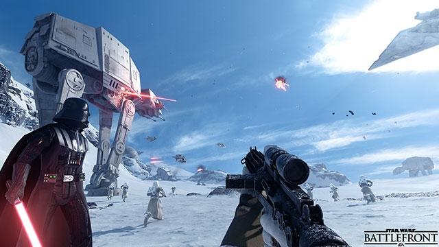 Star Wars: Battlefront'un Offline Modu Duyuruldu