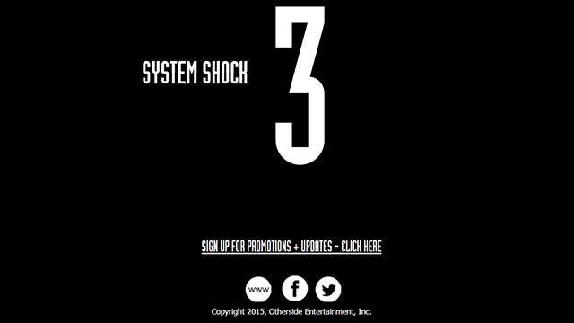 System Shock 3 Resmi Olarak Duyuruldu