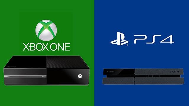 Temmuz Ayında Xbox One, PlayStation 4'ten Daha Çok Sattı