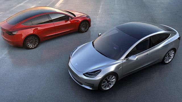 Tesla Model 3 Anahtarsız Olarak Satılacak!