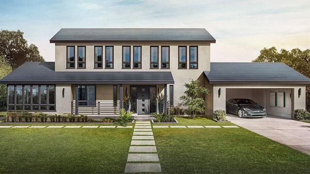 Tesla'nın Güneş Panelli Çatılarının İlk Müşterilerinden Birisi Elon Musk Oldu