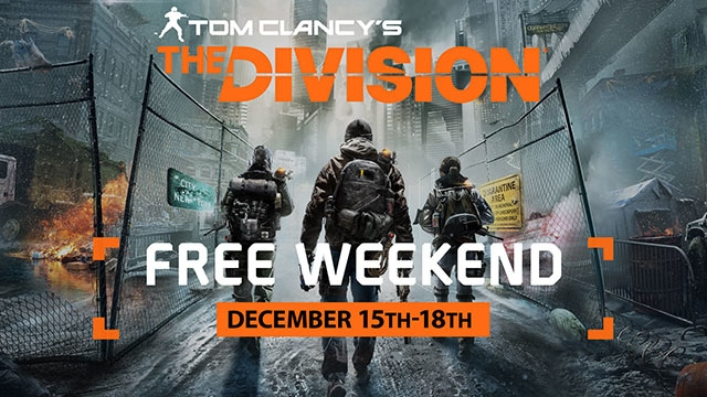 The Division Bu Hafta Sonu PC'de Ücretsiz