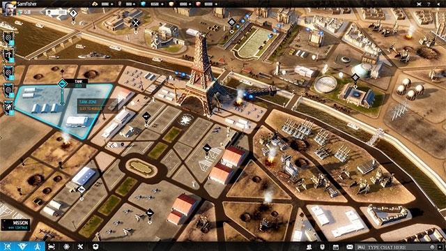 Tom Clancy's EndWar Online'ın Açık Beta Sürümü Başladı