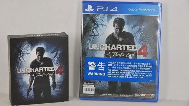 Uncharted 4'ün Satış Miktarı Belli Oldu