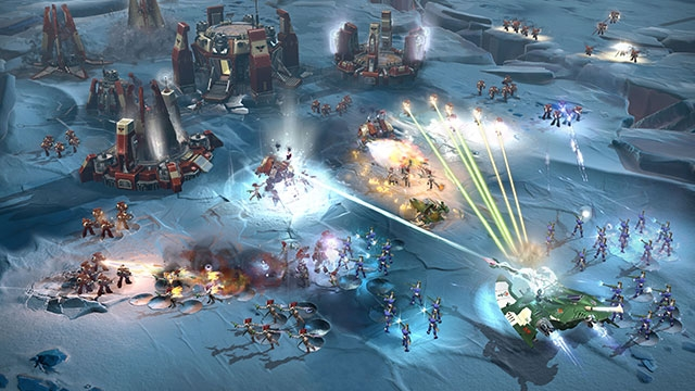 Warhammer 40,000: Dawn of War 3'ün Çıkış Tarihi Açıklandı