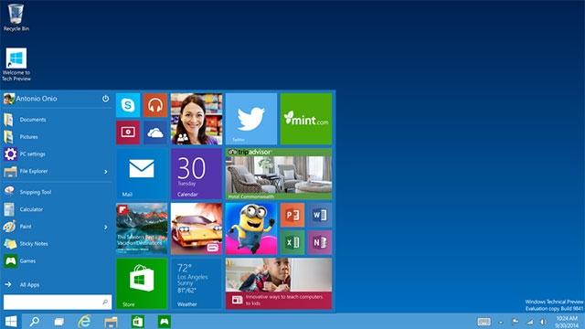 Windows 10'un İlk Büyük Güncellemesi Threshold 2 Bu Ay Geliyor