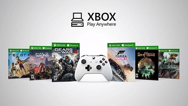 Xbox Play Anywhere Hizmeti Eylül'de Başlıyor