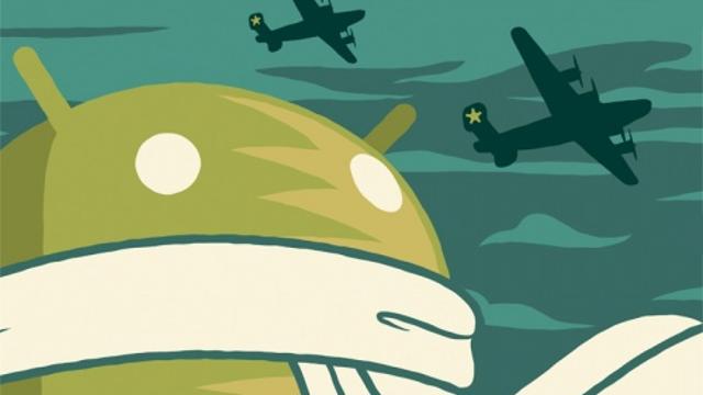 Android'in İkinci Çeyrekte Pazar Payı Yüzde 85