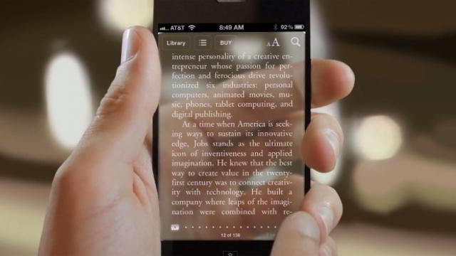 Apple Tamamen Şeffaf Cihaz Mı Yapmaya Çalışıyor?
