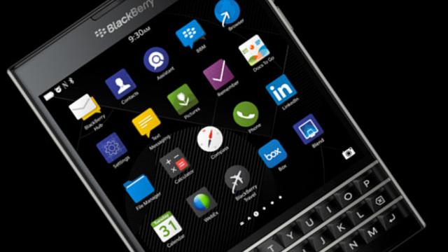 BlackBerry'nin Siri'si Yolda