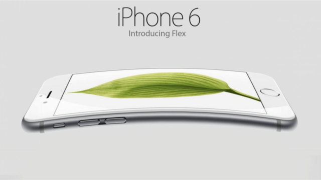 Bükülen iPhone 6 Plus Sosyal Medyayı Salladı