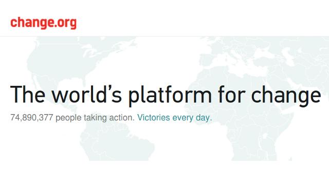 """Change.org'da """"Change.org Kapatılsın"""" Kampanyası Açıldı"""