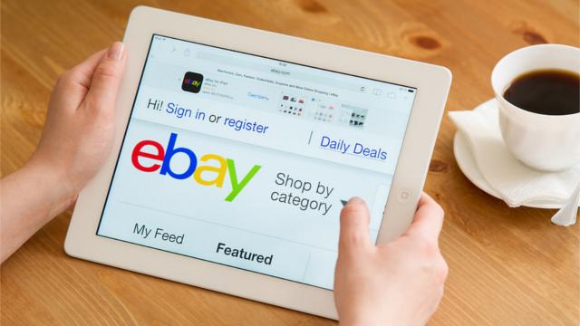 eBay Parola Değiştirme Çağrısında Bulundu
