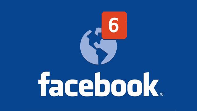 Facebook Bildirimler Simgesi Kıtalara Göre Değişiyor