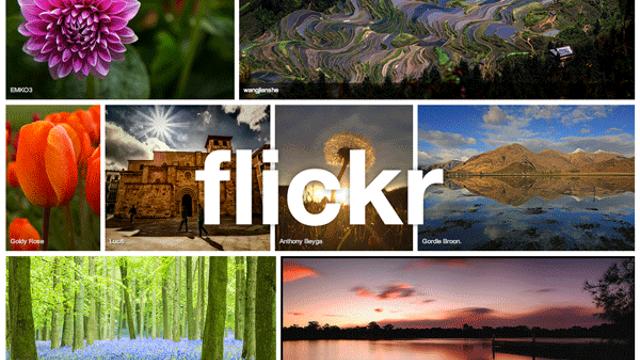 Flickr'a Artık Google ve Facebook Hesabıyla Giremeyeceksiniz
