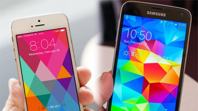 iPhone Mayıs'ta Samsung'u Geride Bıraktı