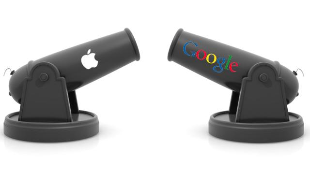 Google Apple'dan Gelir Mi Çalıyor?