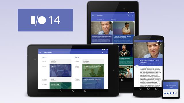 Google 2014 I/O Uygulamasının Kodlarını Açtı