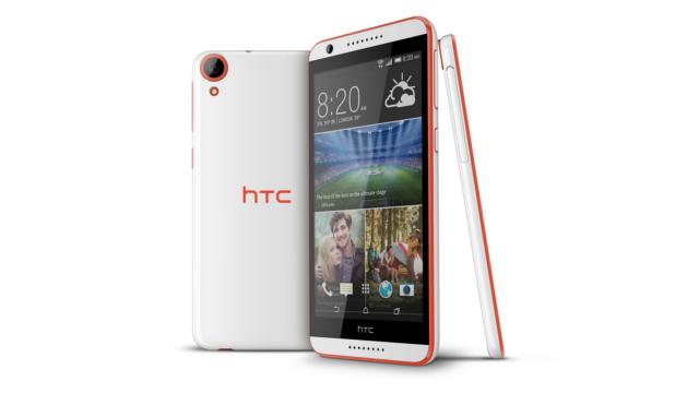 HTC Desire 820 Sınıfında Bir İlk Olacak