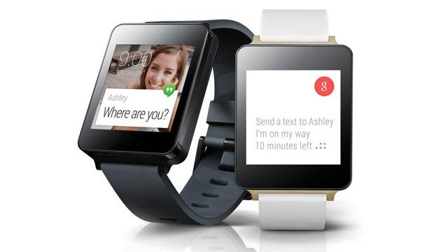 LG G Watch Tüm Dünyada Satışa Sunuluyor