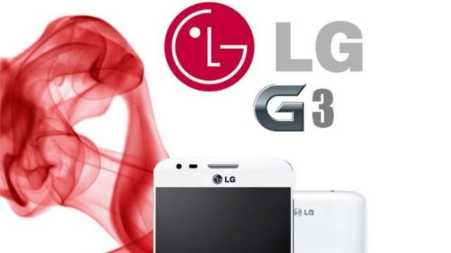 LG G3'ün Teknik Özellikleri Sızdı
