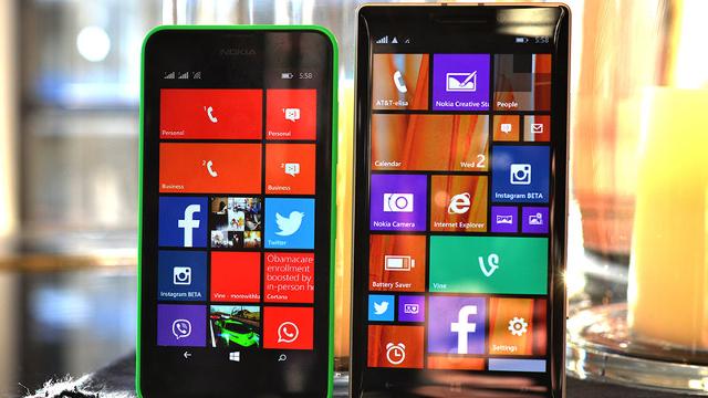 Microsoft Yeni Lumia'da Google'ı Kısıtlıyor