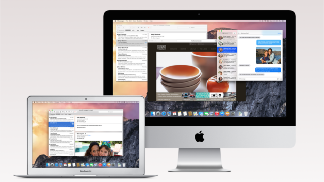 Mac OS X Yosemite Beta Yarın Yayında