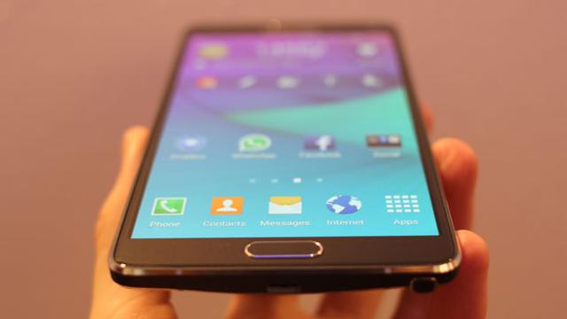Samsung Galaxy Note 4 Ön Siparişe Açılıyor