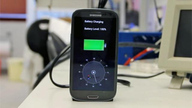 Cep Telefonunuzu 30 Saniyede Şarj Etmek Mümkün Mü?
