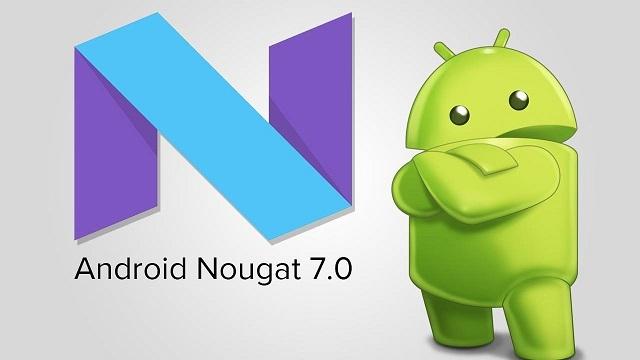 Android 7.0 Nougat Fabrika Sürümü İndirilip Kullanılmaya Hazır