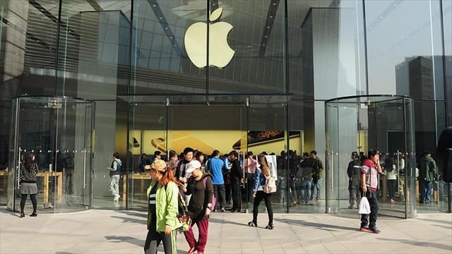 Apple Çin'de Eriyor, Çinli Firmalar Yükseliyor