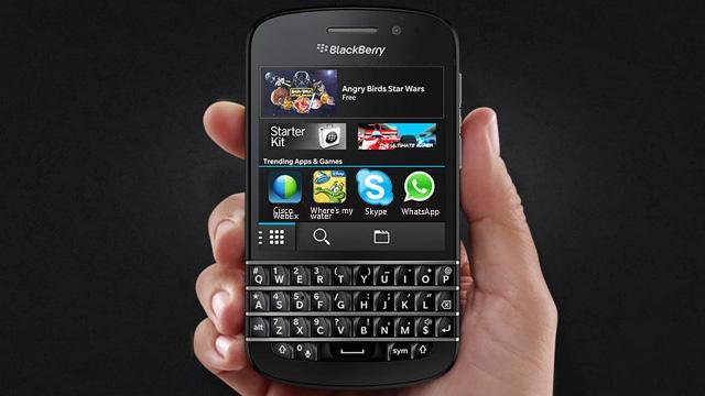 BlackBerry, Desteği Çeken WhatsApp'a Alternatif Uygulama Arıyor