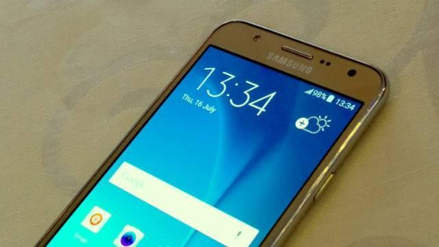Bu Sefer Samsung Galaxy J5 Alev Alarak Patladı