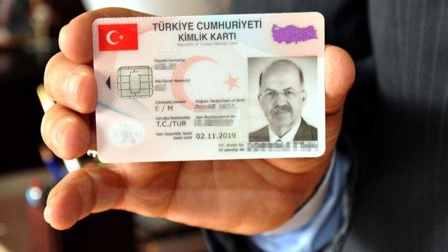 Çipli Kimlik Kartı Başvuruları Ocak Ayında Tüm Türkiye'de Başlıyor