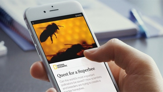 Facebook Instant Articles Artık Android'de!
