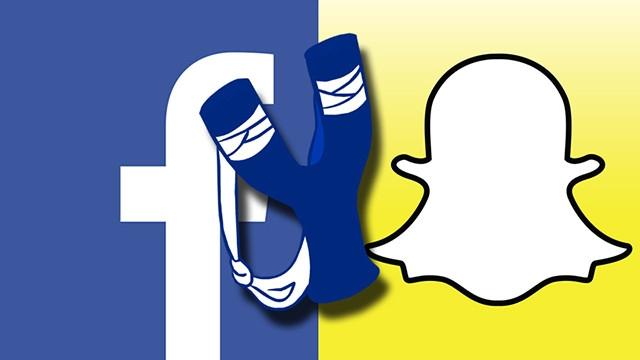 SnapChat'i Satın Alamayan Facebook, Onu Geliştiren FacioMetrics'i Aldı