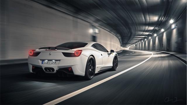 Ferrari'nin 2040 Yılı Tasarımı Okullardan Çıkacak