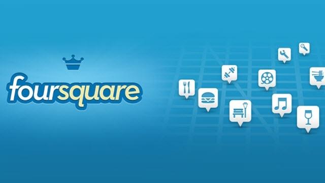Foursquare Üzerinden Yemek Siparişi Yapılacak