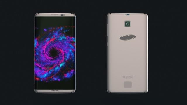 Galaxy S8'in Optik Parmak İzi Güvenlik Sistemi Olacak