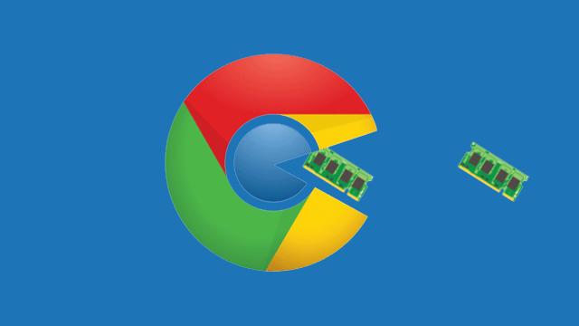 Google Chrome Daha Az RAM Tüketecek