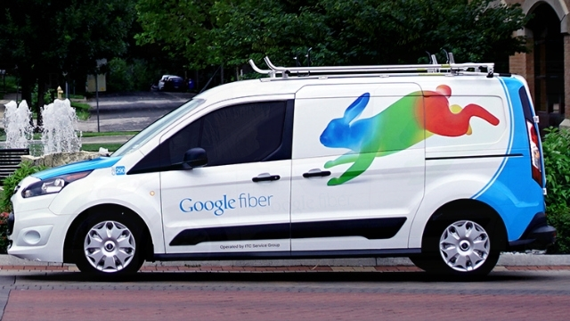 Google, Ev Telefonlarına Yönelik Servisi Fiber Phone'u Duyurdu