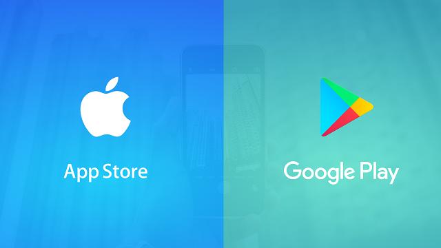 Google Play Bu Kez App Store'u Geride Bırakmayı Başardı