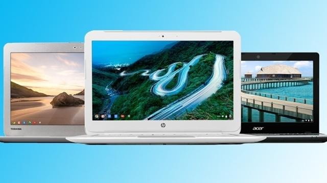 Google Chromebook Apple'a Bir Darbe Daha Vurdu