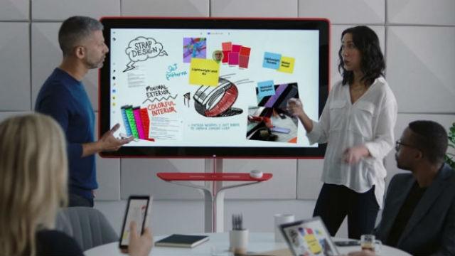 Google'ın Elektronik Beyaz Tahtası Jamboard ile Tanışın