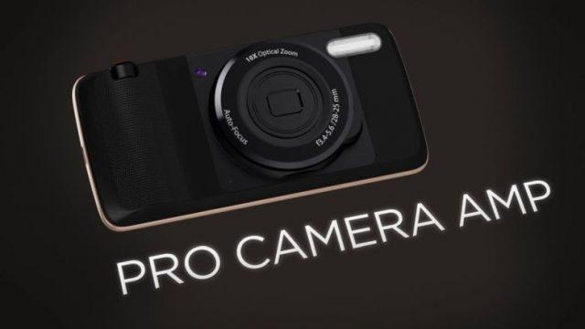 Hasselblad'ın Geliştirdiği Moto Z'ye Özel Modüler Kamera Ortaya Çıktı